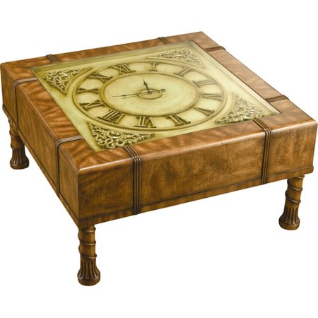Aa Importing Clock Coffee Table
