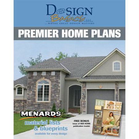 Home Plans  Premiere Collection  Menards 2Nd Edition