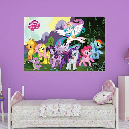 (Fathead My Little Pony Wall Mural)