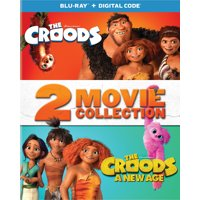 Deals on The Croods: 2-Movie Collection Blu-ray