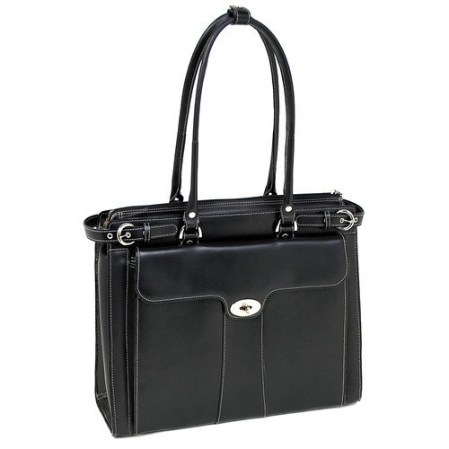 McKlein USA Quincy Ladies' Laptop Tote Bag