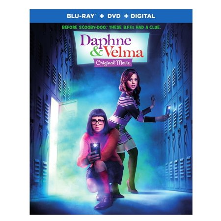 Daphne & Velma Original Movie (Blu-ray + DVD +