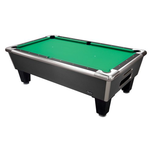 Gold Standard\/Shelti Bayside Slate Pool Table - Charcoal