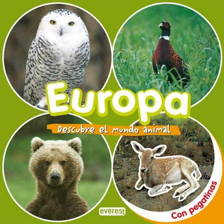 EUROPA DESCUBRE EL MUNDO ANIMAL [Paperback] [Jan 01, 2009] Varios (01 Animal)
