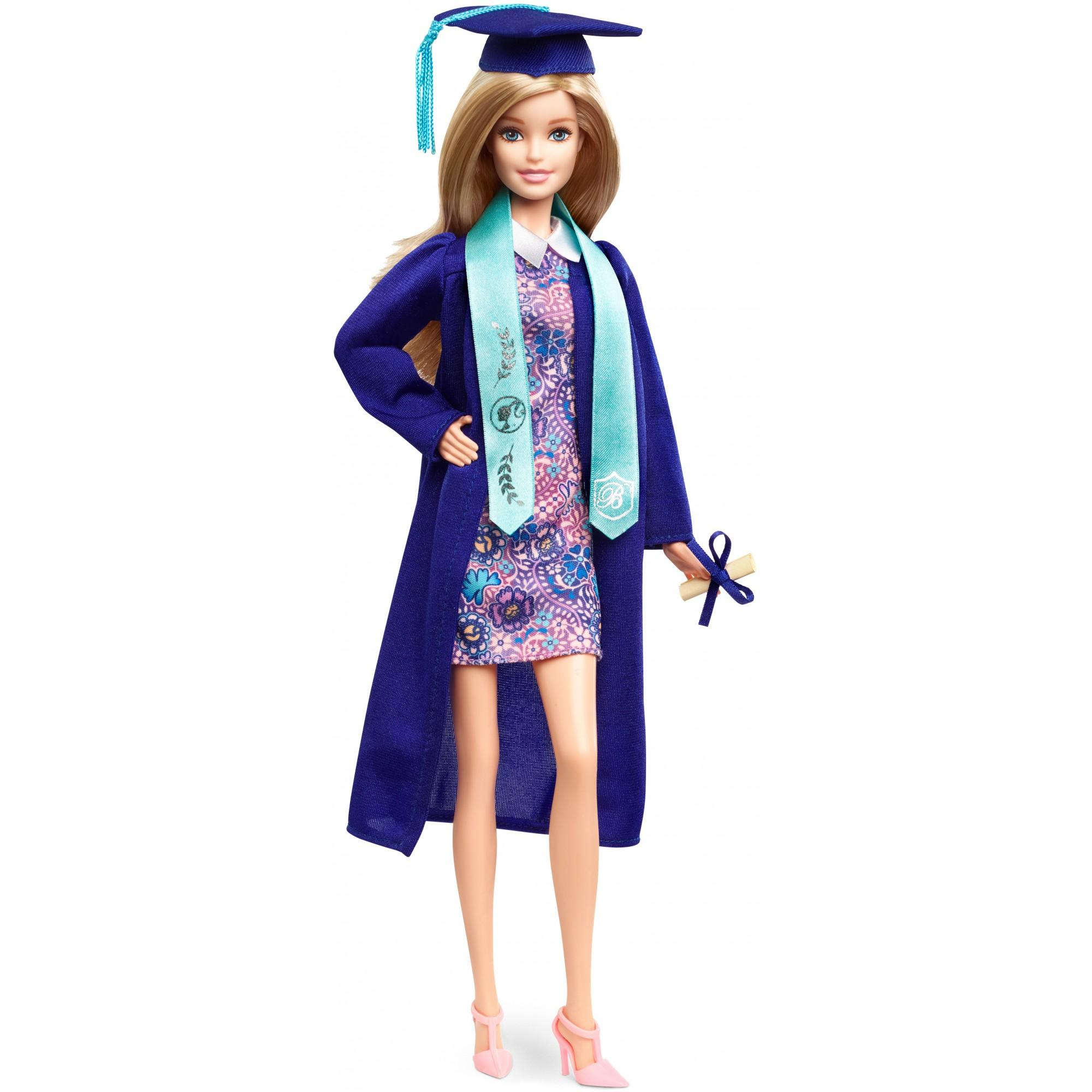 Barbie Graduation Day Doll, Blonde