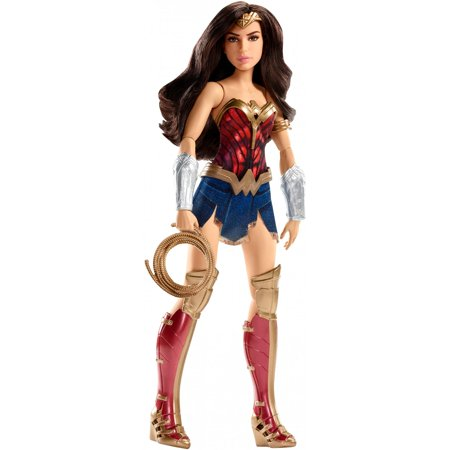 Dc Comics Battle Ready Wonder Woman Doll