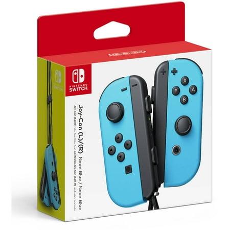 Nintendo Switch Joy-Con Pair (L/R), Blue, HACAJACAA