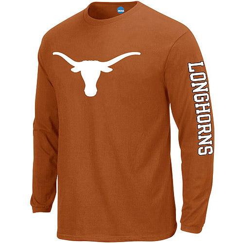 NCAA Men's Texas Longhorns Long-Sleeve Tee