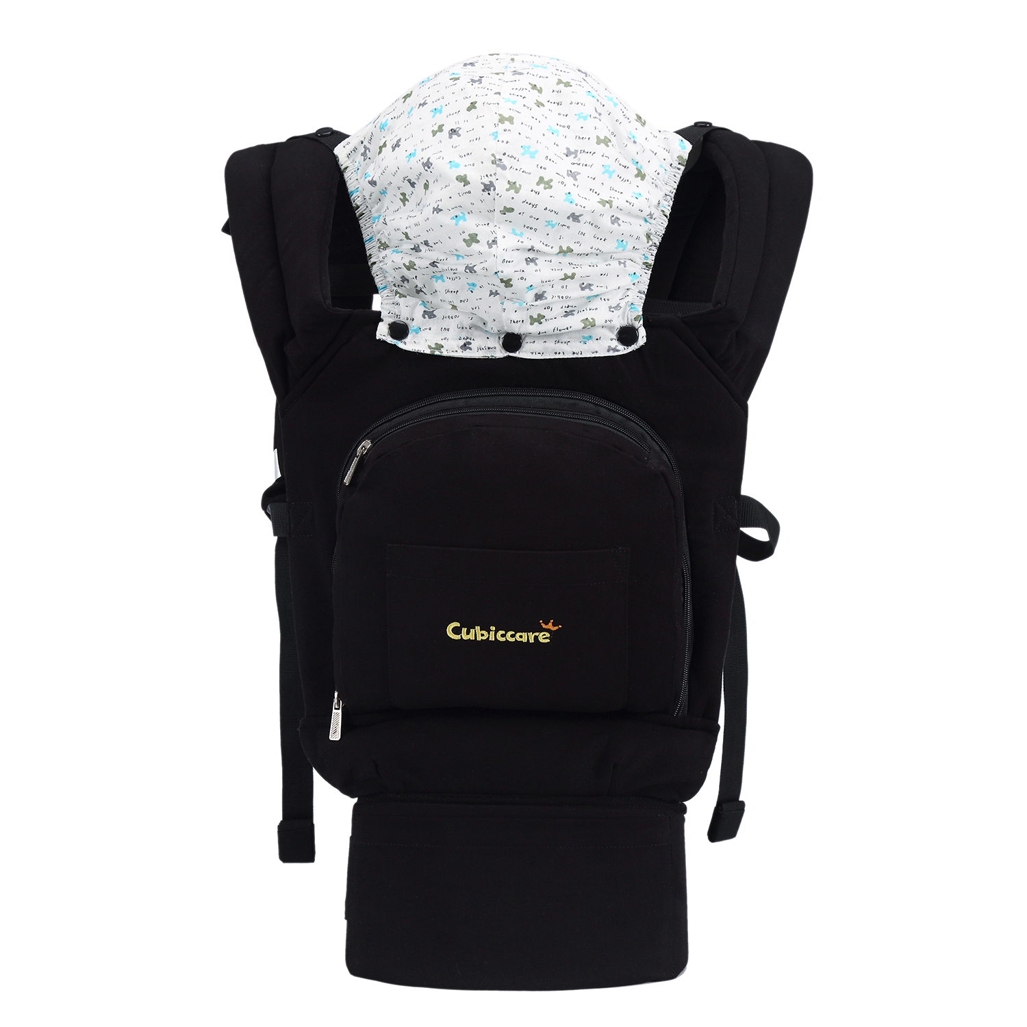 Baby Carrier for Infants and Toddlers 3 Carrying Positions by Kanstar