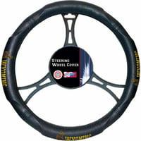 NCAA Steering Wheel Cover, Wyoming
