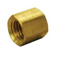 """1/8"""" Brass Compression Nut ,PartNo C74012 JonesStephens"""