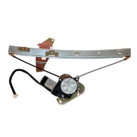 1996 Toyota Camry Window Regulator (For 1992-1996 Toyota Camry Sedan 4 Door Front Power Window Regulator with Motor Left Driver Side (1992 92 1993 93 1994 94 1995 95 1996 96) By Aftermarket Auto Parts)