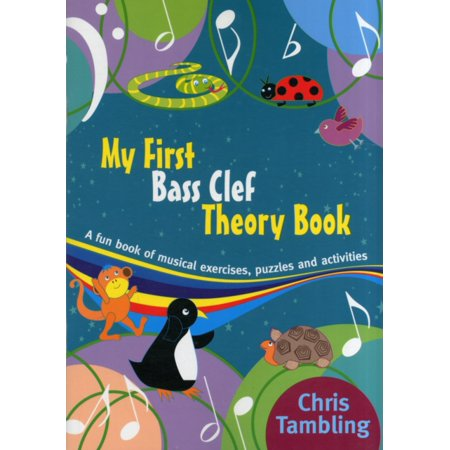 First Theory Book Bass Clef (Paperback)