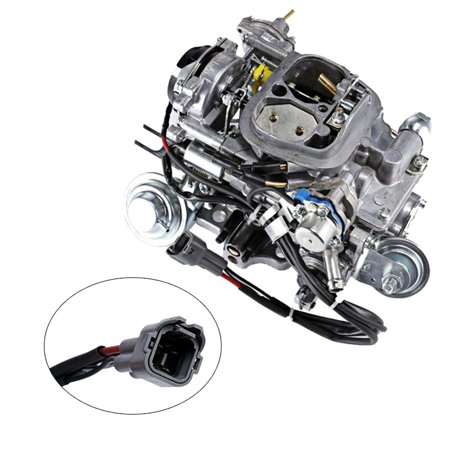 Alavente Automatic Choke Carburetor Replacement TOY-507 for 22R Toyota  Pickup Trucks 1988-1990
