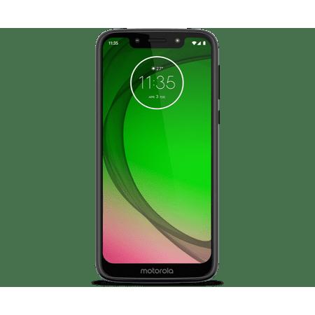 Boost Mobile Motorola Moto G7 Play 32GB Prepaid Smartphone