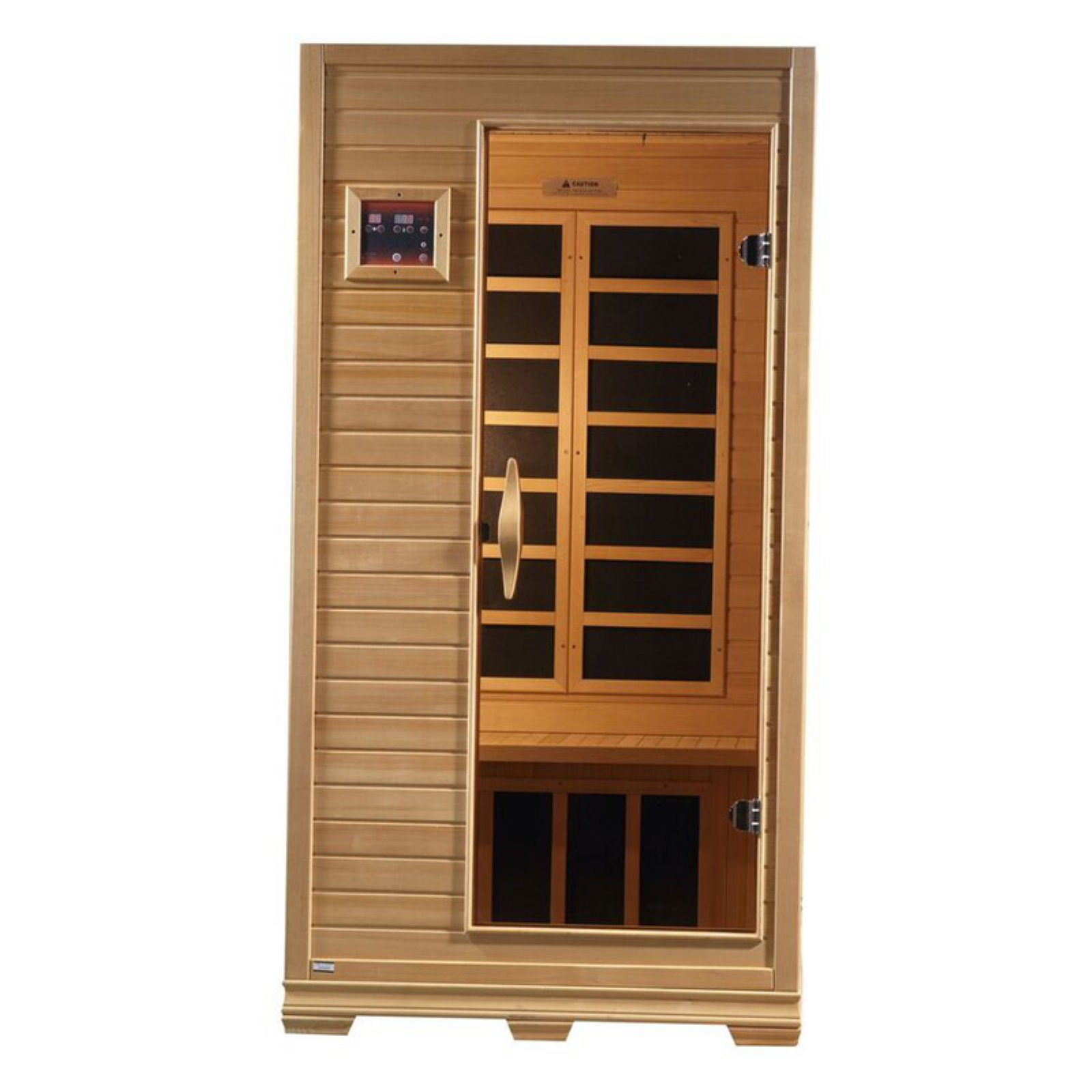 Golden Designs Inc. 1-2 Person Infrared Sauna
