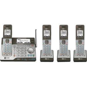CLP99483 DECT 6.0 EXPANDABLE CORDLESS PHONE W/ BT 4 HANDSETS