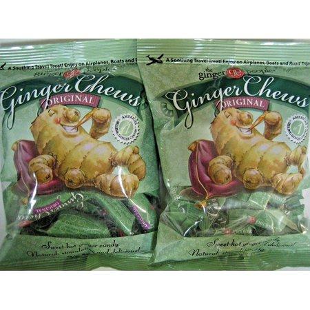 2 Bags Trader Joes Ginger Chews by Trader Joe's Royal Pacific