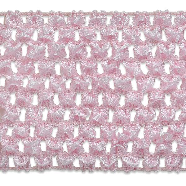 "Expo 5 yards of 2 3/4"" Crochet Stretch Trim"
