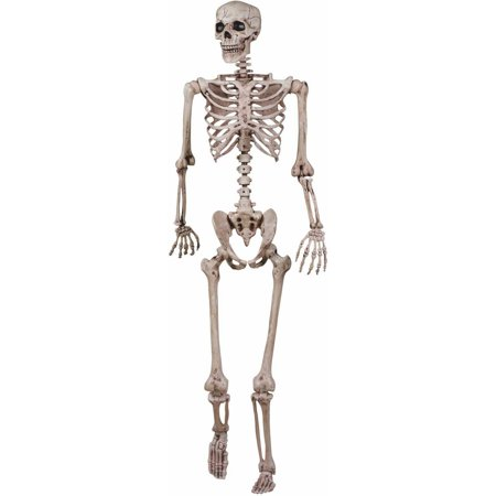 Skeleton Poseable Halloween Decoration (At Home Halloween Decorations)