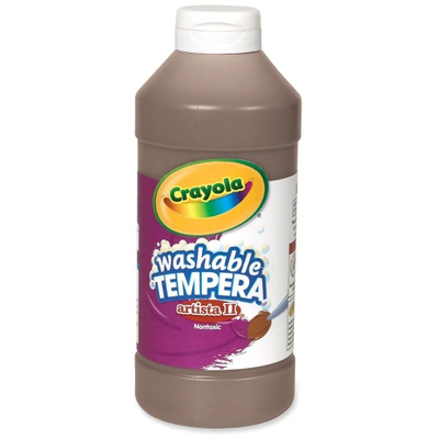 Crayola Artista II Tempera Paint CYO543115007