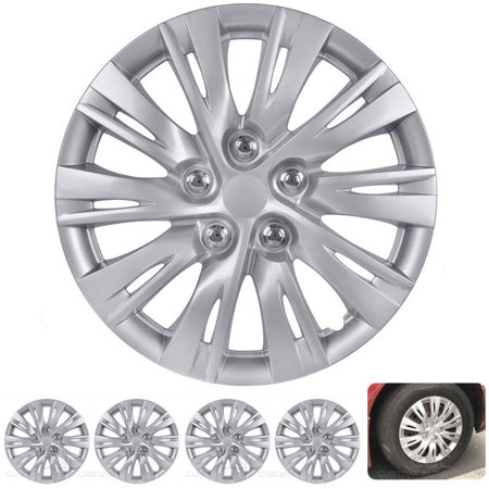 BDK 2012, 2013 Toyota Camry Style Hubcaps Wheel Cover, 16