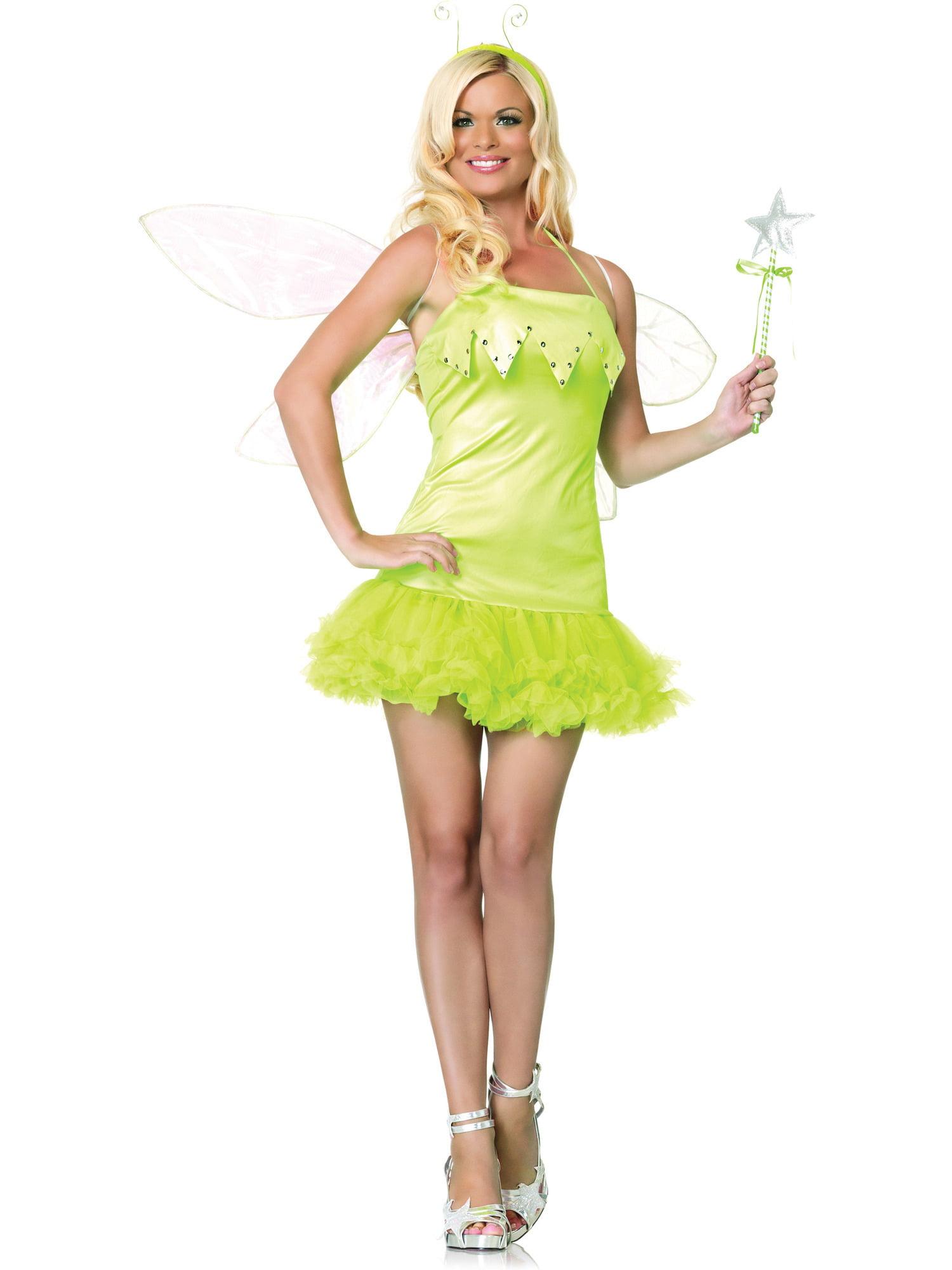 Women's sexy pixie costume