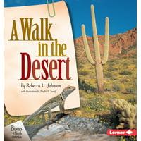 A Walk in the Desert (Paperback)
