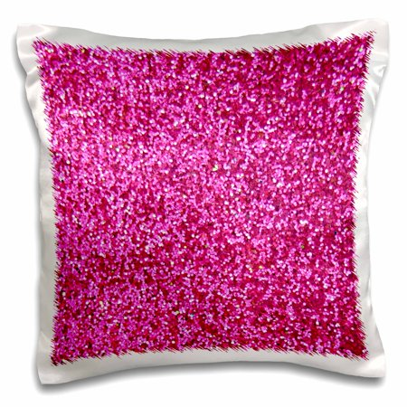 3drose Hot Pink Faux Glitter Photo Of Glittery Texture