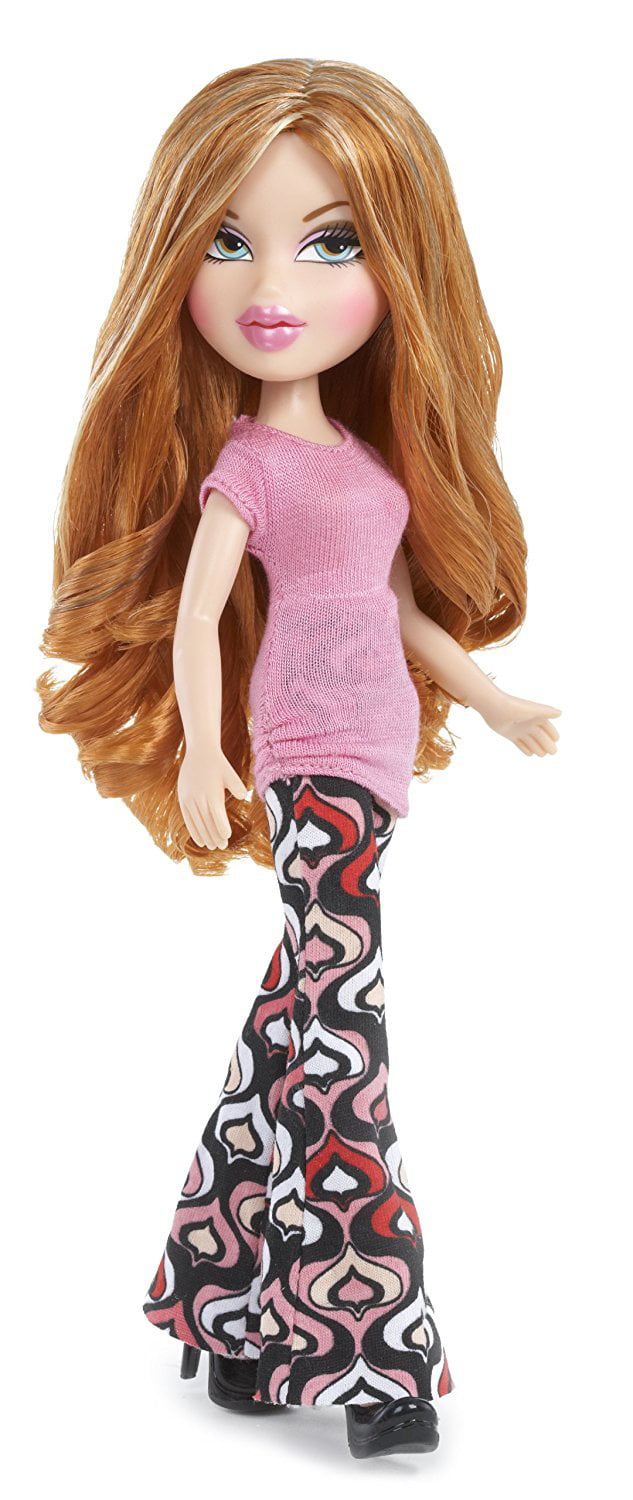 Strut It! Doll Meygan, Bratz characters wearing the latest teen trends By Bratz Ship from... by