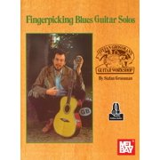 Fingerpicking Blues Guitar Solos - eBook