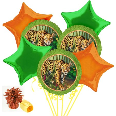 Jungle Party Balloon Bouquet Kit