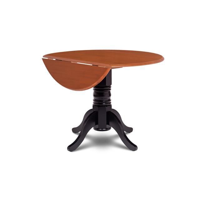 M;D Furniture BUT-BLC-TP 42; Burlington round dining tabl...