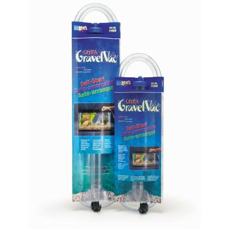 Lees aquarium pet fish gravel vacuum cleaner with nozzle for Self cleaning fish tank walmart