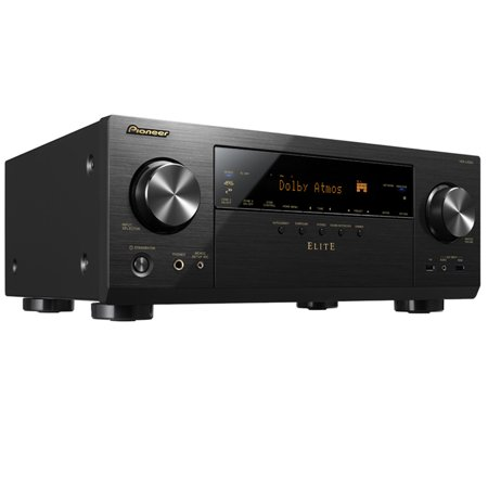Pioneer Elite VSX-LX303 9.2 Channel Audio Video Dolby Atmos Network Receiver (Video Receiver Manual)