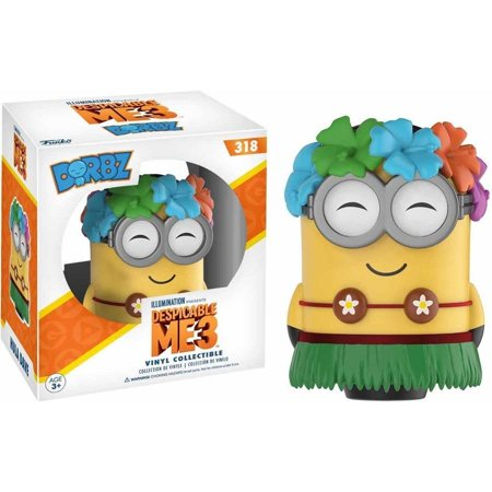***FAST TRACK***Funko Dorbz: Despicable Me 3 - Luau Minion](Edith Despicable Me)