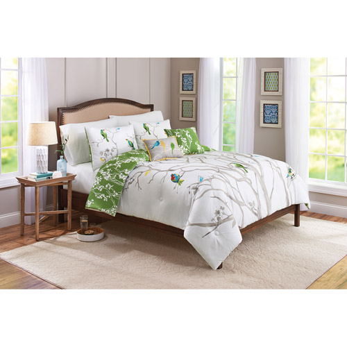 Better Homes and Gardens Tree Top 5-Piece Bedding Comforter Set