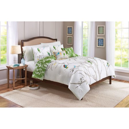 Better homes and gardens tree top 5 piece bedding - Better homes and gardens comforter sets ...