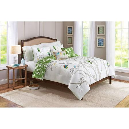 Better Homes and Gardens Tree Top 5-Piece Bedding Comforter Set