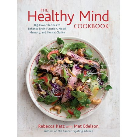 The Healthy Mind Cookbook : Big-Flavor Recipes to Enhance Brain Function, Mood, Memory, and Mental Clarity - Halloween Brain Cupcakes Recipes