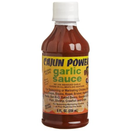 Cajun Creole Sauce (Cajun Power Garlic Sauce, 8)