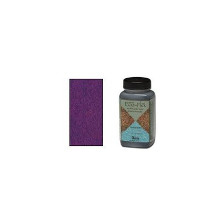 4 Ounce Deep Violet Eco Leather Dye Tandy Leather 2600-15](Suede Dye Walmart)