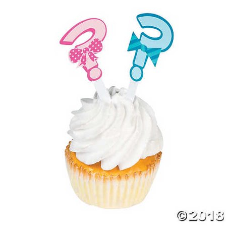 Bow or Bow Tie Cupcake Toppers - Bow Tie Cupcake Toppers