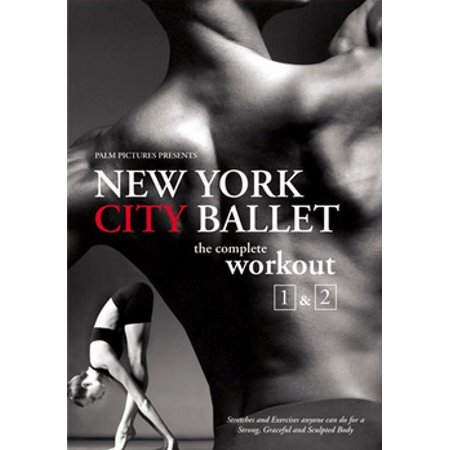 New York City Ballet: The Complete Workout 1 & 2 (DVD) - New York Regional Halloween Dance Singles