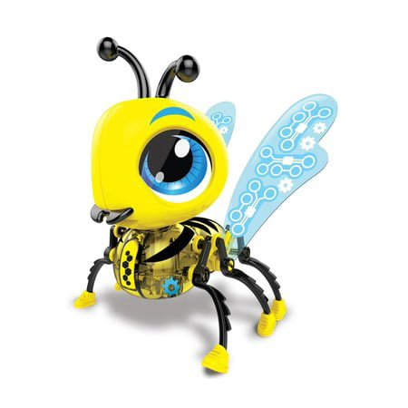 Build Bot Buzzy Bee Set Learning Robotic Bug Insect Robot Kit Building Toy Kids WLM8](Build A Skeleton)
