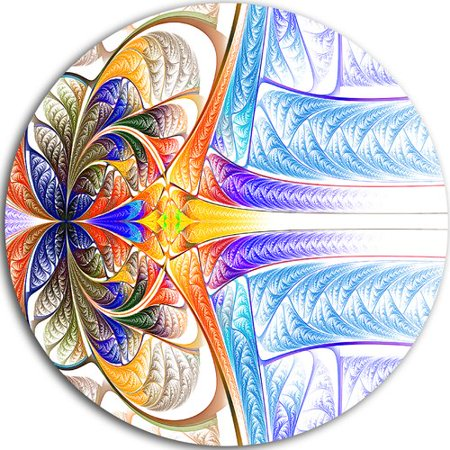 Design Art Strange Fractal Desktop Wallpaper Graphic Art On Metal