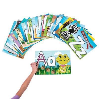 Letter Learning Mats 1 Set(s)