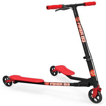 Yvolution Y Fliker B3 Scooter (Red or Pink)