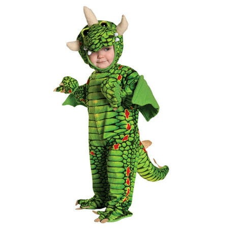 Triceratops Dragon Dino Dinosaur Kids Child Baby Halloween Costume - Dinosaur Toddler Halloween Costume