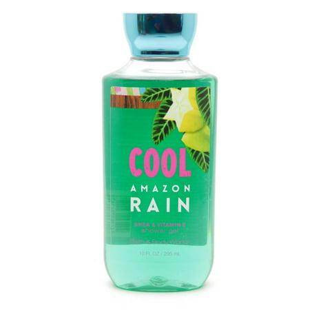 Bath Body Works Cool Amazon Rain Body Shower Gel 10 Fl Oz